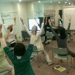 神戸三宮「呼吸法とチェアヨガ」は明日です