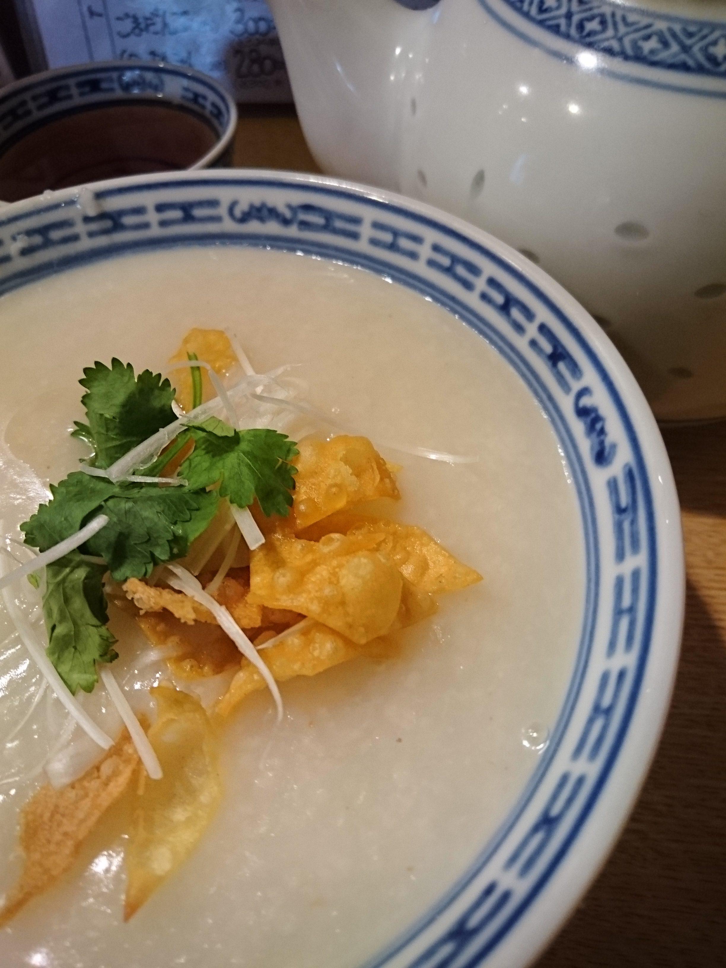 chinesecongee