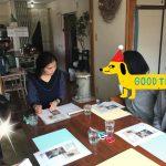 今日は尼崎武庫之荘にてワークショップ「春の新月から始める整う暮らし」でした