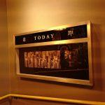 香港のホテル~台風